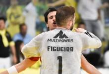 Hugo Figueira decide com defesas e golo na Supertaça – SL Benfica 25-24 ABC