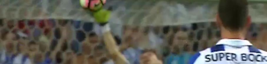 Iker Casillas assina defesa espetacular no FC Porto 3-0 Vitória SC