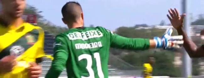 José Moreira ganha ponto com defesa crucial – FC Paços de Ferreira 0-0 Estoril