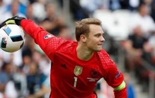 Manuel Neuer é o novo capitão da Alemanha