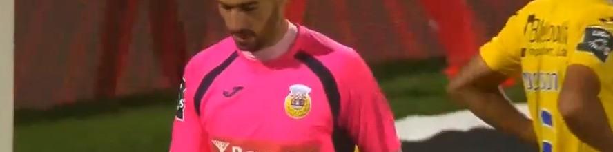 Rafael Bracali destaca-se ao evitar seis golos no FC Arouca 1-2 SL Benfica