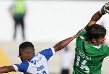 Tiago Sá segura empate com duas grandes defesas – FC Vizela 0-0 SC Braga B