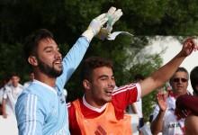 Wilson Soares defende dois penaltis e UD Leiria derrota Portimonense SC na Taça de Portugal
