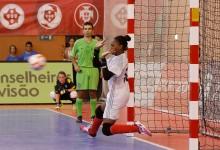 Bety Delgado defende dois penaltis na conquista da Supertaça pelo SL Benfica