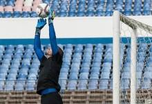 Filipe Mendes ainda não sofreu qualquer golo esta época pelo Real SC