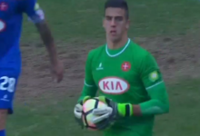 Joel Pereira estreia-se pelo CF Os Belenenses com baliza virgem contra o Boavista FC (1-0)