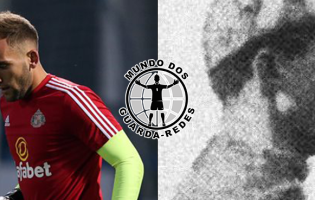 Mika Domingues inspira-se em Leigh Roose, guarda-redes herói na Primeira Guerra