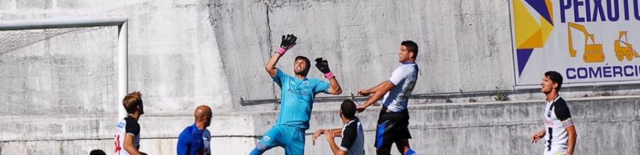 Nené Dias continua como o único guarda-redes sem golos sofridos em Portugal
