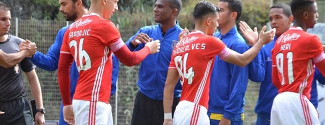 Nilson Corrêa e André Ferreira destacam-se no CF União da Madeira 1-0 SL Benfica B