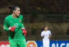 Patrícia Morais brilha e é a heroína de apuramento histórico de Portugal para o Europeu'2017