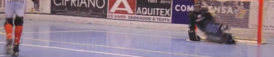 Ricardo Silva defende quatro penaltis no OC Barcelos 5-4 SL Benfica