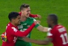 Romain Salin defende 2 penaltis e qualifica EA Guingamp na Taça da Liga Francesa