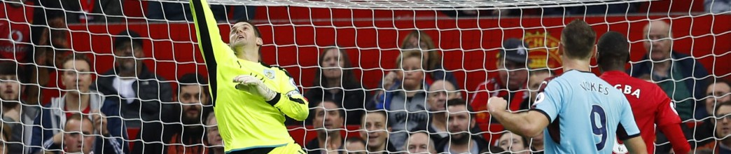 Tom Heaton iguala próprio recorde de defesas num jogo (11) na Premier League 2016/2017