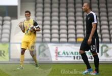 Vozinha defende dois penaltis e garante passagem do Gil Vicente FC na Taça