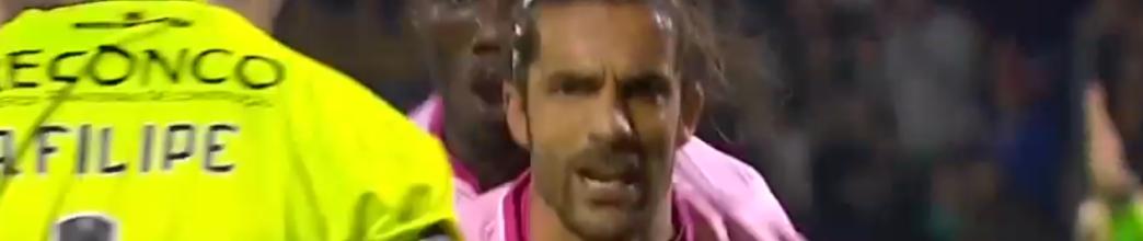 António Filipe fecha a baliza em 120 minutos e ainda defende três penaltis para apurar o GD Chaves