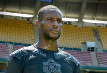 Bill Hamid treina-se no Swansea AFC