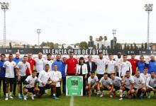Diego Alves completou 150 jogos pelo Valencia CF