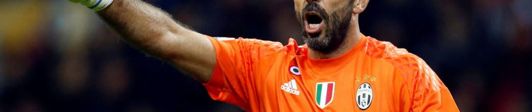 Gianluigi Buffon cumpriu jogo 600 na Serie A
