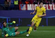 Jan Oblak esteve imbatível no Calderón para a Champions League durante 764 dias
