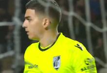 João Miguel Silva destacou-se com duas defesas – Boavista FC 1-2 Vitória SC