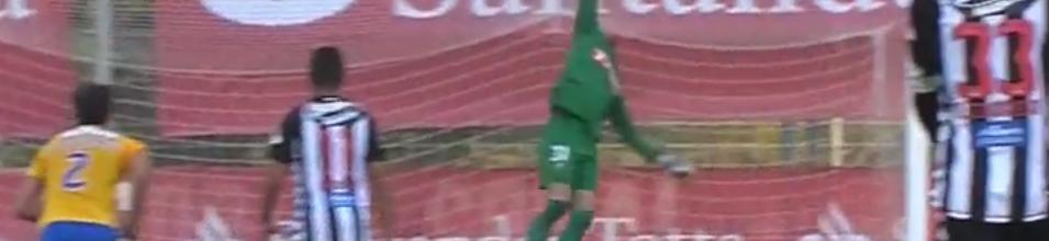 José Moreira destaca-se e tranca a baliza há 288 minutos consecutivos – CD Nacional 0-1 Estoril