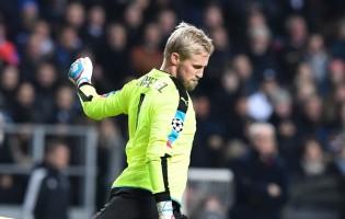 Kasper Schmeichel dá recorde histórico ao Leicester City FC