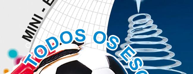 Mini-estágio de natal da Escola de Guarda-Redes Nuno Monteiro – 19 a 21 de dezembro