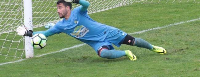"""Patrick Costinha faz """"defesa impossível"""" que vale passagem ao Real SC na Taça de Portugal"""