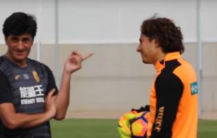 """Roberto Navajas: """"Para chegar ao Futebolista, há que chegar primeiro à pessoa"""""""