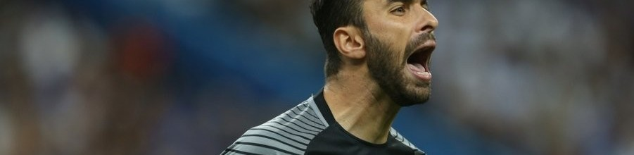 """Dino Zoff diz que Rui Patrício é """"um guarda-redes como deve de ser"""""""