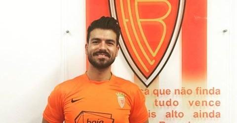 Tiago Jorge assina pelo FC Barreirense