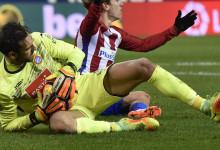 Diego López não sofreu durante 586 minutos e virou recordista no RCD Espanyol
