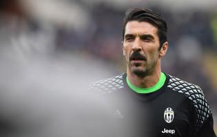 Gianluigi Buffon cumpriu jogo 600 com o Juventus FC