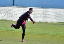 Hugo Cardoso sofreu ao fim de 722 minutos consecutivos de imbatibilidade
