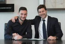 Hugo Lloris renova pelo Tottenham