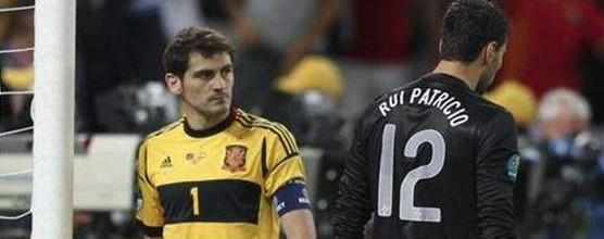 """Iker Casillas: """"Grande parte do êxito de Portugal deve-se a Rui Patrício"""""""