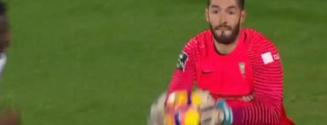José Moreira é batido ao fim de 361 minutos e evita derrota – Estoril 1-1 CF Os Belenenses