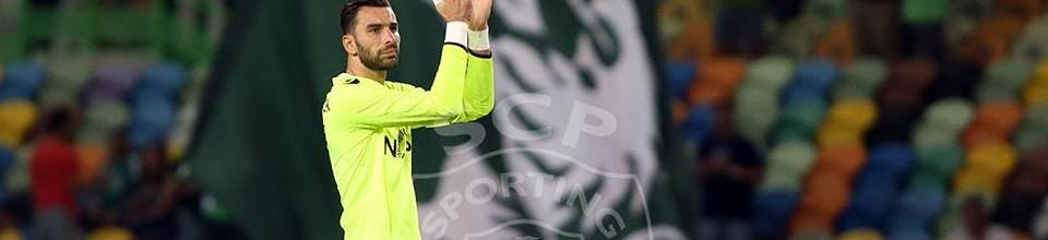 Rui Patrício vence prémio Stromp para Futebolista do ano