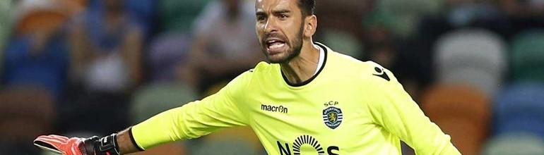 Rui Patrício não sofre há quatro jogos na Primeira Liga – 374 minutos de imbatibilidade