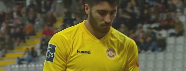 Rui Silva em destaque com 9 defesas no Moreirense FC 3-1 CD Nacional