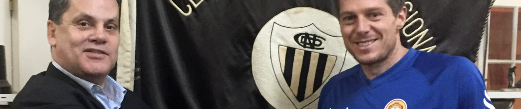Adriano Facchini assina pelo CD Nacional