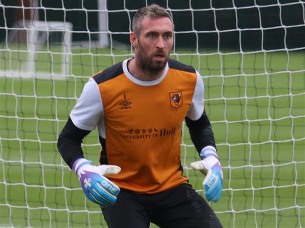 Allan McGregor emprestado ao Cardiff