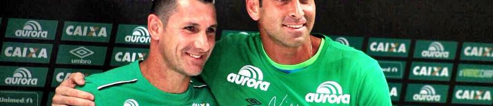 Artur Moraes assina pela Chapecoense