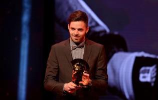 Carlos Marafona vence prémio para Futebolista do Ano no SC Braga
