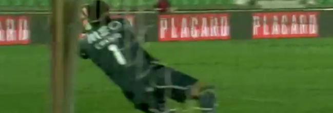 Cássio Anjos em duas intervenções positivas – Rio Ave FC 2-2 GD Chaves