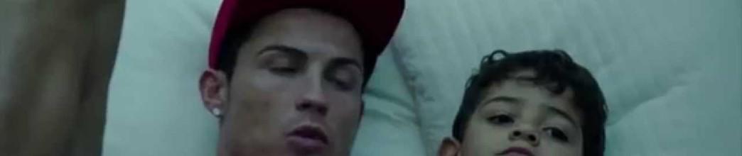 Cristiano Ronaldo não quer que filho seja guarda-redes