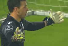 Douglas Jesus intervém em 4 boas defesas – Vitória SC 0-2 SL Benfica