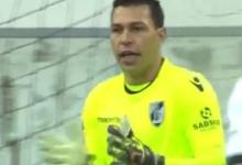 Douglas Jesus impede dois golos no Vitória SC 0-0 CS Marítimo