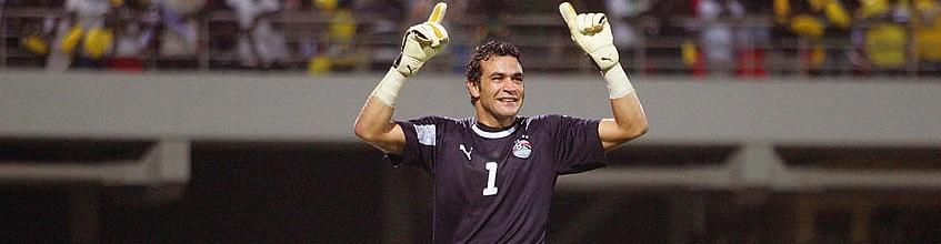 Essam El-Hadary convocado para a CAN aos 43 anos