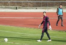 Filipe Leão subiu à área, fintou adversário e sofreu penalti no último minuto